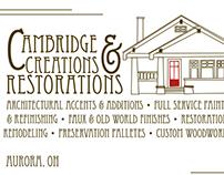 Cambridge Creations Branding