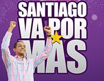 Santiago va por MÁS (República Dominicana)