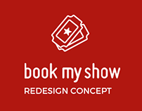 Bookmyshow - Mobile App