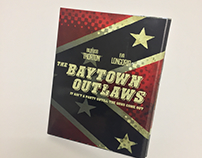 Baytown Outlaws DVD Packaging Design