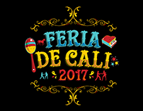 Lettering - Feria de Cali