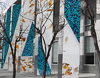Adobe San Jose lenticular wall project