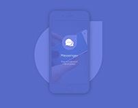 Mobile App Messenger