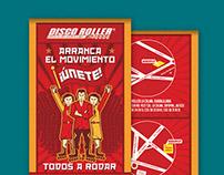 CUPONERA DISCO ROLLER