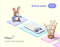 Online store with wide range of goods