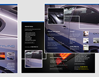 Car Styling Centre Leaflet