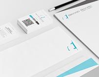 Brand Board - Logo, redes y papelería