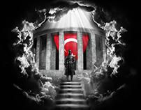 November 10, Ataturk death Anniversary