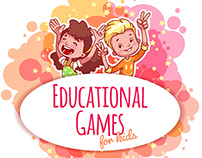 Printable educational games