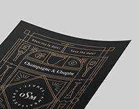 OSM | Champagne & Chopin