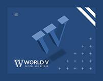 World V - Branding