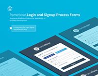 Framebase Login & Signup System