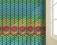 Pattern design: Remember siglo XX