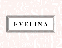 Evelina - A Bodoni-Inspired Display Typeface