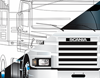 Brazilian Trucks - Scania 113H