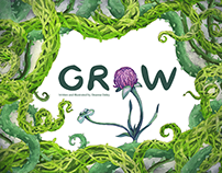"Senior Thesis ""Grow"""