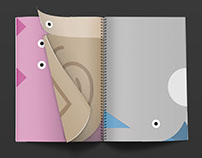 ANIMALS PAGES - book creativity