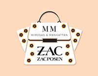Zac Zac Posen Snapchat Filter 2017