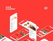 Good Neighbor – Food Sharing