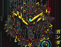 Gundam Test Piece