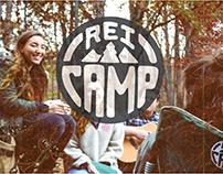 REI Camp Campaign