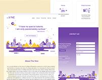 Web Design: The Vine
