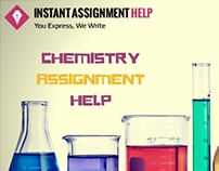 Chemistry Assignment Help by Experts