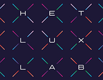 Het Lux Lab ― visual identity