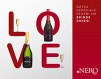 Espumante Ponto Nero: Dia dos Namorados