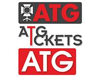 'Ambassador Theatre Group' (ATG) | Demo Logo Designs