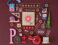 Book Cover: Prime Numbers Go Around