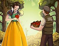 tazedirekt.com Pamuk Prenses ilan