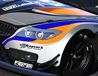 BMW Z4 GT3 Sheriftizer