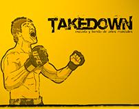 Ilustraciones Takedown