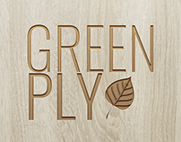 Logo for Green Ply
