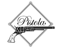 Pistola Restaurant Logo