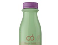 """Cleanse Culture"" Juices bottles visual"