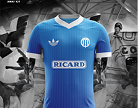 Olympique de Marseille - Custom kit & logo