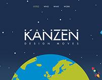 KANZEN | Website Design | Interaction Design