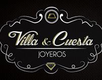 Logo Villa & Cuesta JOYEROS
