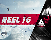Reel 16 Simon Spieske Showreel / Demoreel for 2016/2017