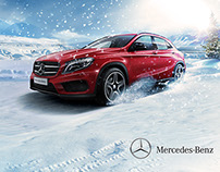 Mercedes-Benz Christmas