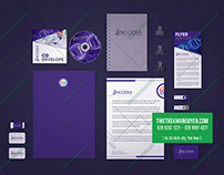 ONCODEA Logo Design