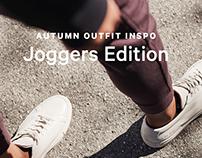 lululemon Instagram Stories