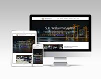 Webdesign S.K. Wilhelminaplein