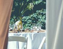 Outdoor Summer Wedding - Design