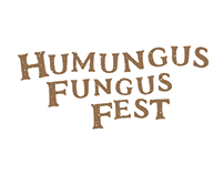 Humungus Fungus Fest Branding & Marketing
