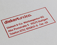 Branding Diekert und Co. Werbeagentur