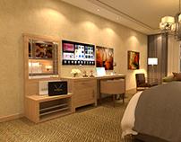 HOTEL ROOM -JEDDAH