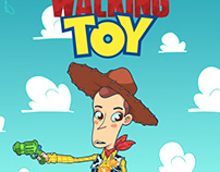 The Walking Toy!